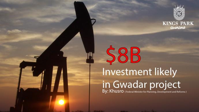 investment in Gwadar