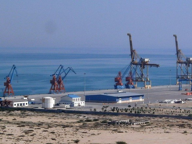 Afghan transit trade via Gwadar Port begins