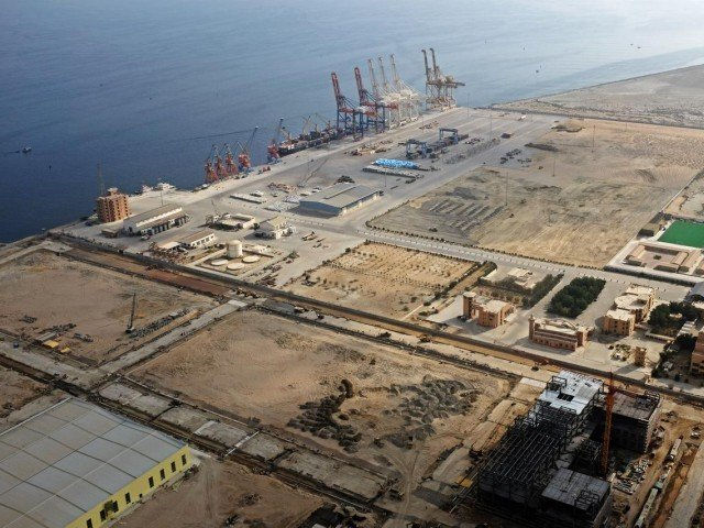 Gwadar port operationalised for exports