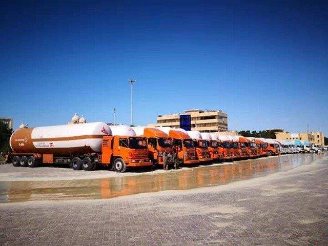 LPG terminal inaugurated in Gwadar
