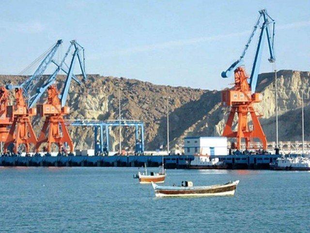 Pakistan begins transit trade to Afghanistan via Gwadar port