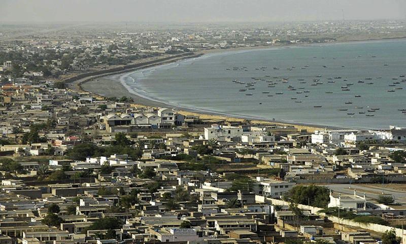 Gwadar will be 'Singapore' of Pakistan: official