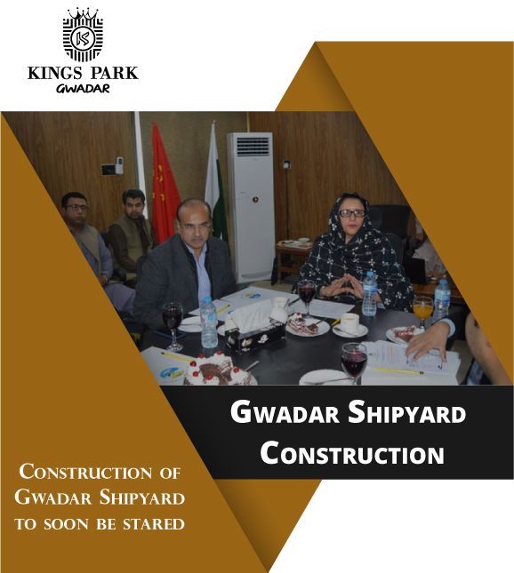 Construction of Gwadar Shipyard to soon be started: defence production minister