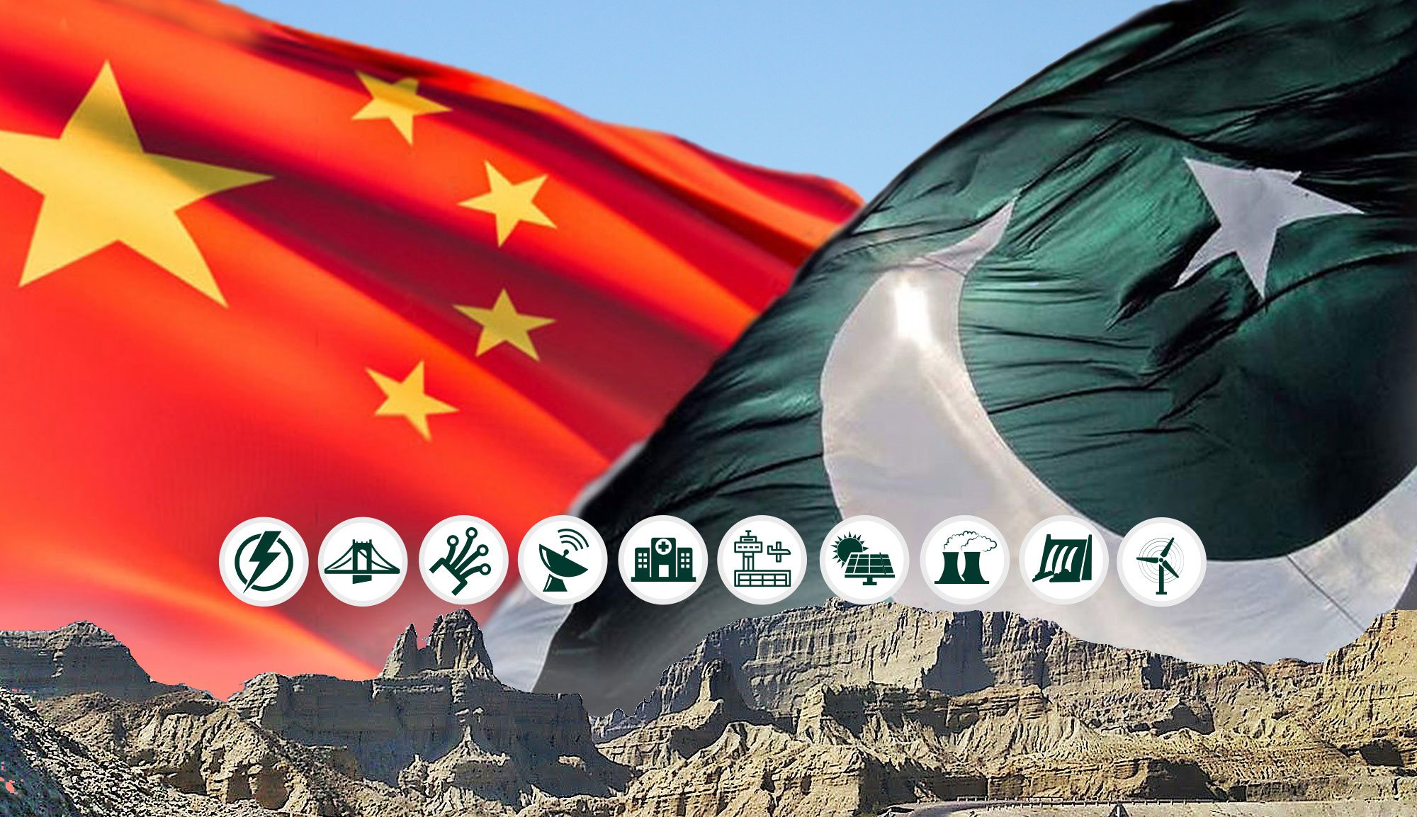 CPEC projects, best example of 'State-of-the art' technology