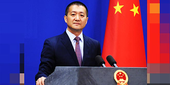 China-Pakistan relations have maintained a sound momentum of growth since the formation of the new government: Chinese Foreign Ministry