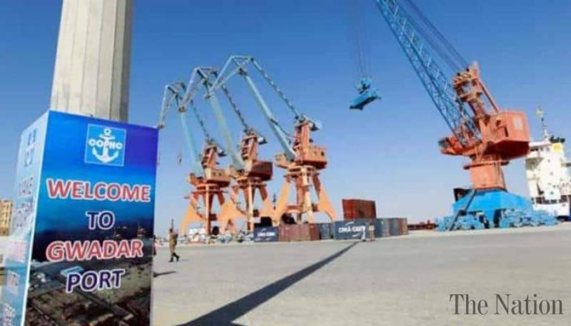 Gwadar Port to be highest GDP contributor for Pakistan's economy